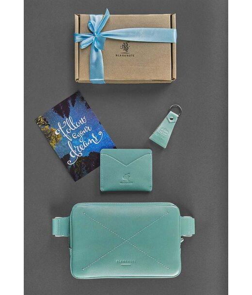 Подарунковий жіночий набір DropBag Тіффані BlankNote