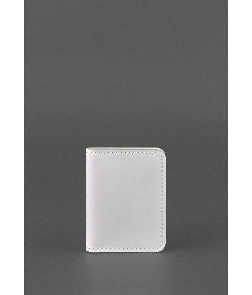 Кард-кейс 4.0 (с окошком) Белый BlankNote