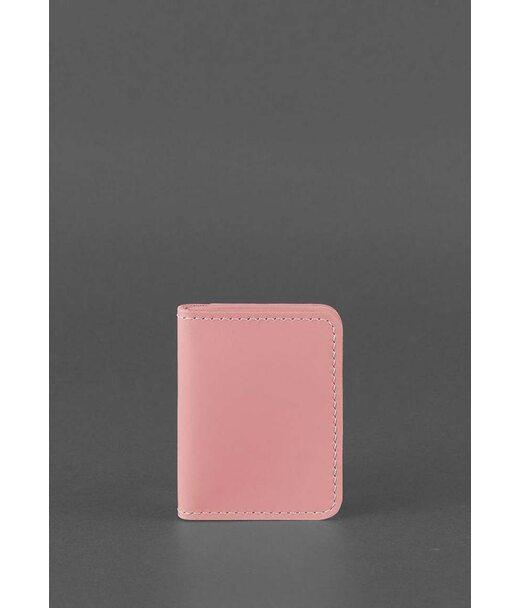 Кард-кейс 4.0 (с окошком) Розовый BlankNote