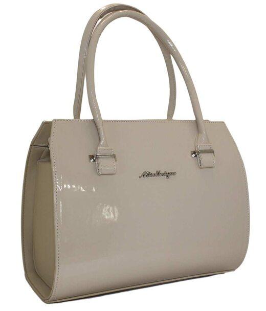316 сумка лак беж Lucherino