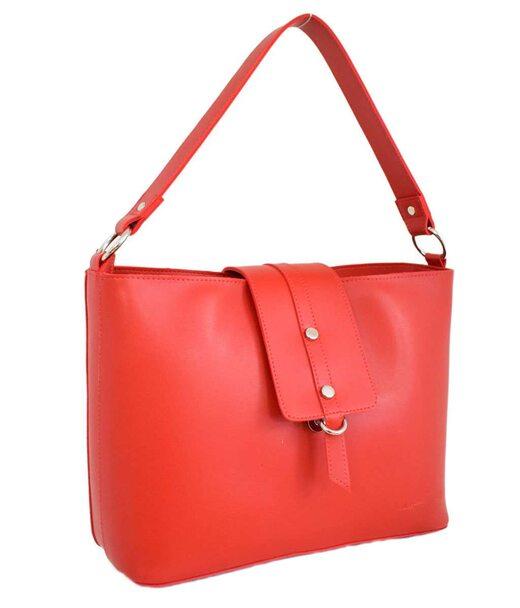 568 сумка красная н Lucherino