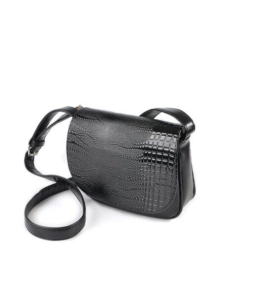 Женская маленькая сумочка под кожу питона М55-Z/14 Камелия