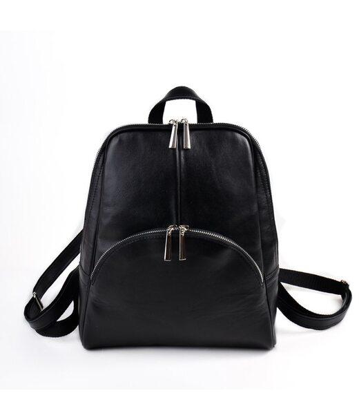 Женский кожаный рюкзак М135 Камелия