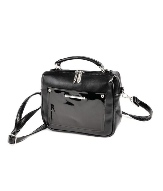 Сумка-чемоданчик М181-Z/лак Камелія