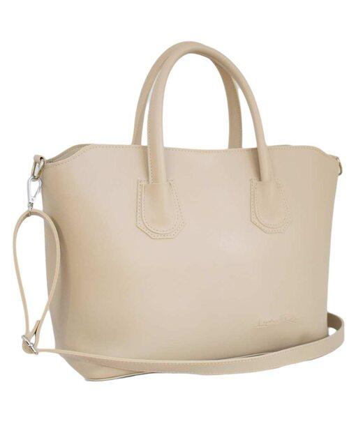 564 сумка беж темний Lucherino