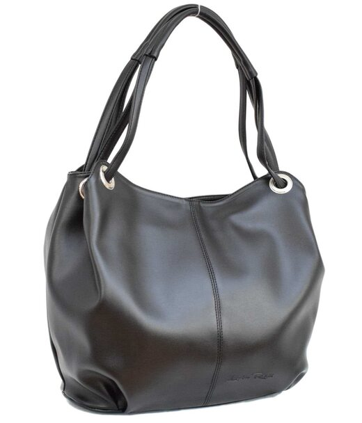 321 сумка черная г Lucherino