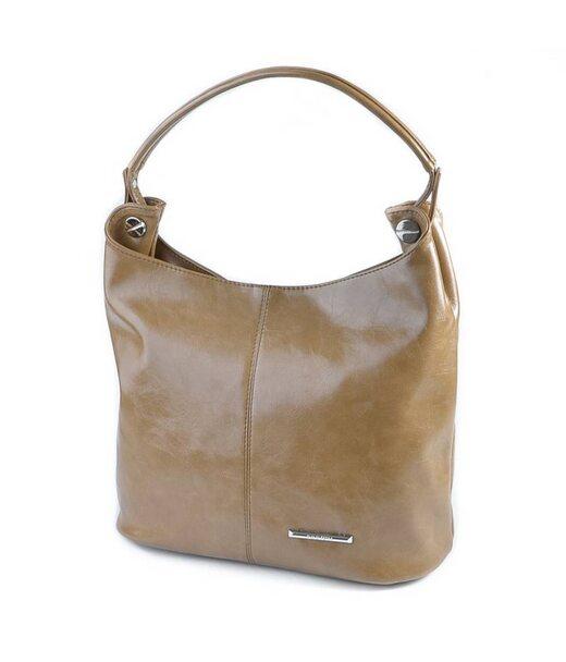 Жіноча сумка-мішок М129-32 Камелія