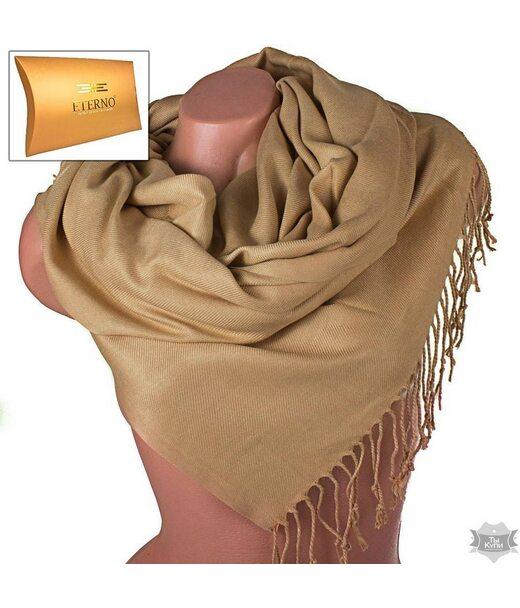 Жіночий палантин з пашміни 170 на 75 см ETERNO sat12035