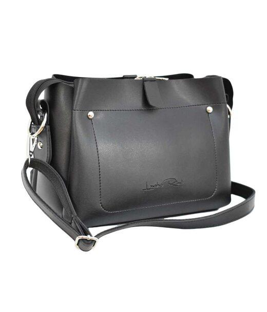 574 сумка чорна н Lucherino