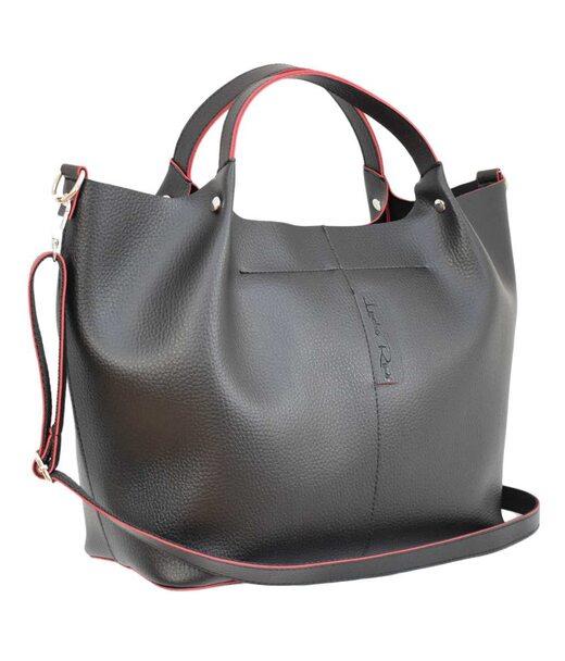 575 сумка чорна чн Lucherino