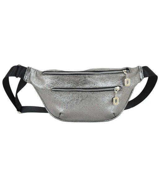 594 поясна сумка срібло н Lucherino
