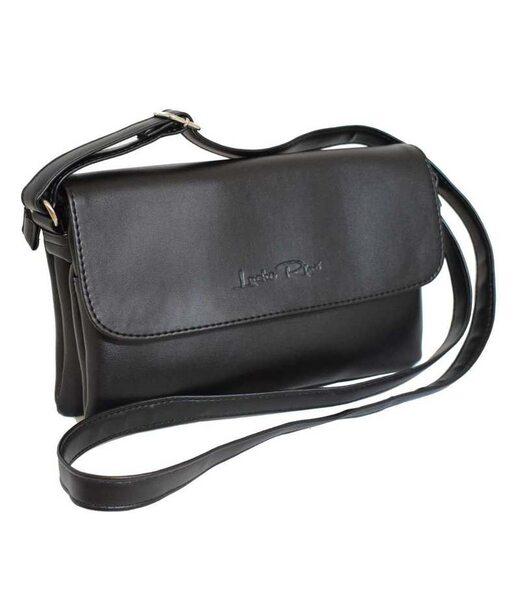 219 сумка чорна г Lucherino