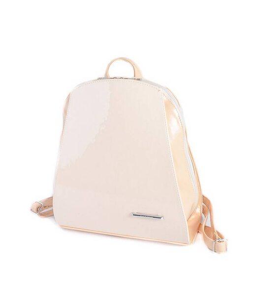 Жіночий каркасний рюкзак М220-81/43 Камелія