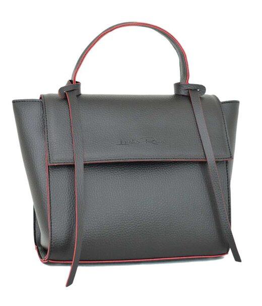 598 сумка чорна чн Lucherino