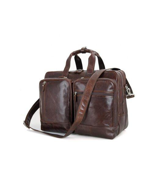 Шкіряна сумка Tiding Bag 7343C