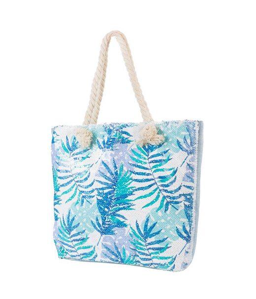 Женская пляжная тканевая сумка ETERNO (ЭТЕРНО) ETA29355-2