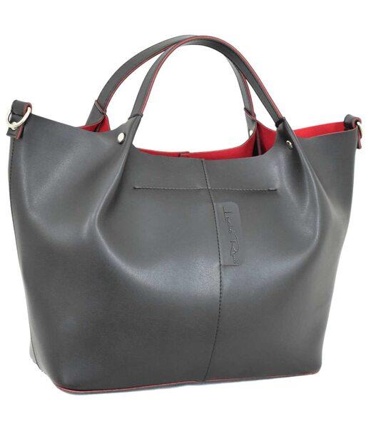 575 сумка черная чс Lucherino