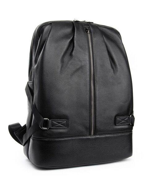 Рюкзак Міський шкіряний BRETTON BP 8003-67 black