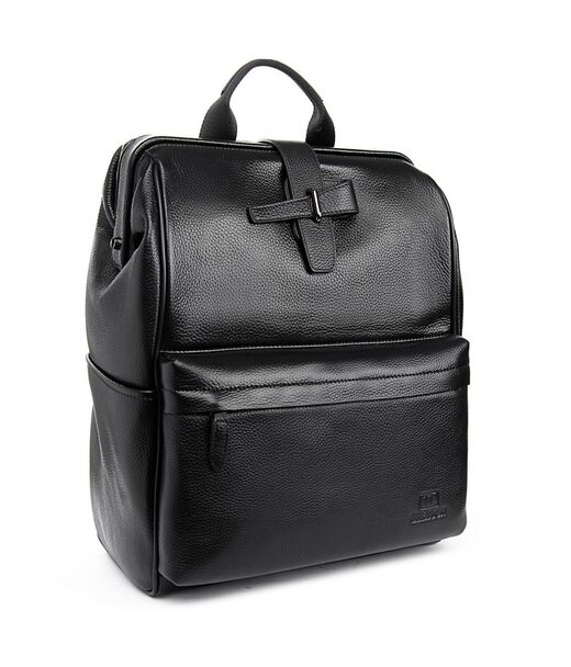 Рюкзак Міський шкіряний BRETTON BP 2004-7 black