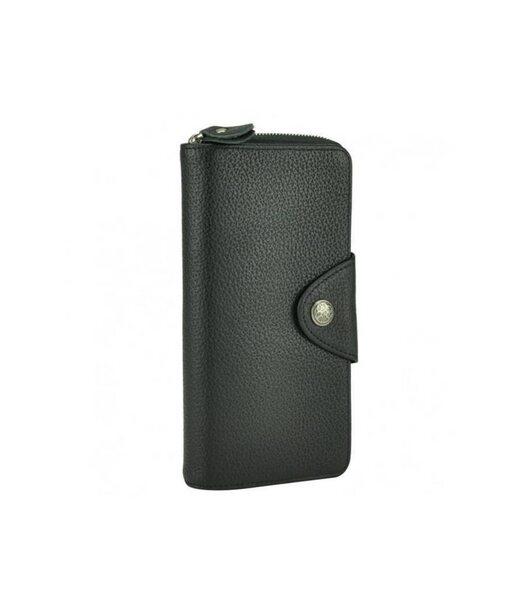 Чорний шкіряний чоловічий клатч Bexhill Bx5500A