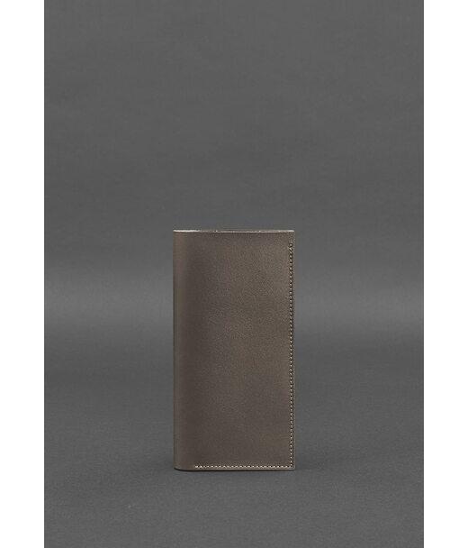 Шкіряний жіночий тревел-кейс 3.1 темно-бежевий - BN-TK-3-1-beige BlankNote
