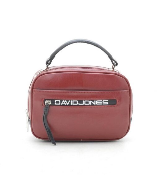 Клатч David Jones CM5462 d. red