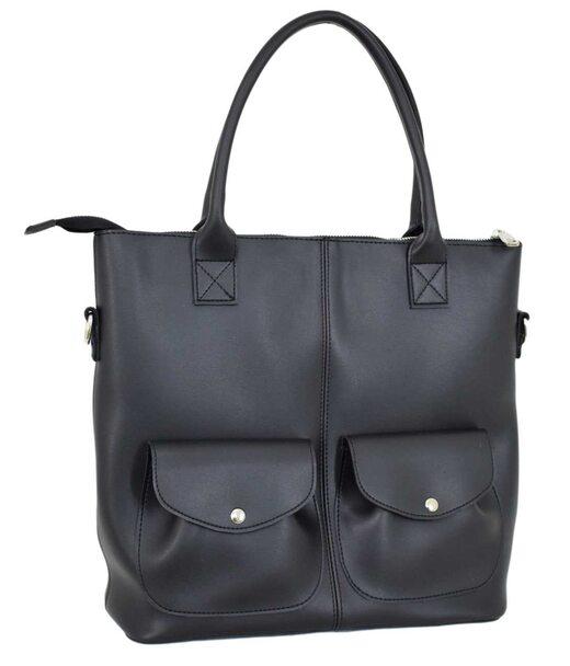 618  сумка черная н Lucherino