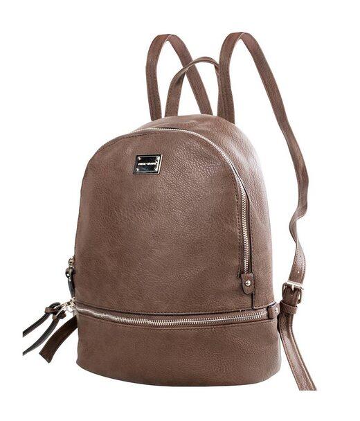 Женская сумка из качественного кожезаменителя AMELIE GALANTI (АМЕЛИ ГАЛАНТИ) A991501-taupe