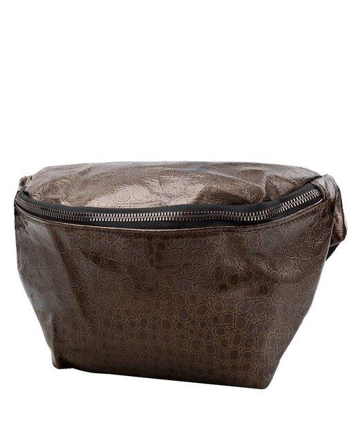 Женская кожаная сумка поясная  TUNONA (ТУНОНА) SK2464-25