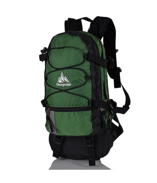 Рюкзак молодіжний ONEPOLAR (ВАНПОЛАР) W910-green