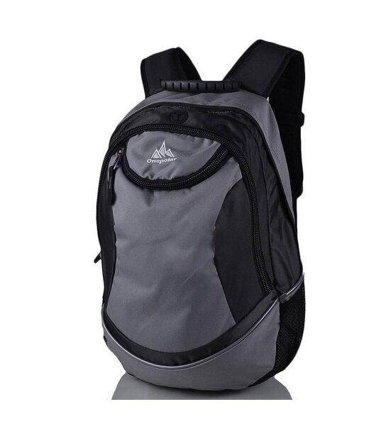 Рюкзак мужской ONEPOLAR (ВАНПОЛАР) W1675-grey