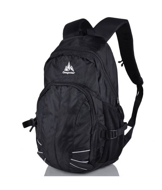 Чоловічий рюкзак ONEPOLAR (ВАНПОЛАР) W1570-black