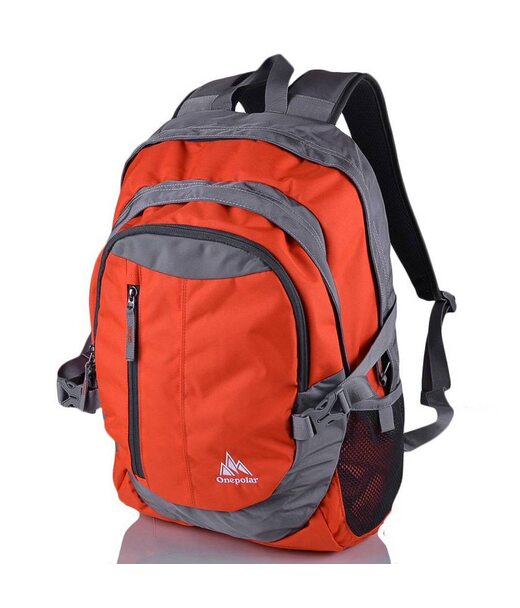 Рюкзак для н/б ONEPOLAR (ВАНПОЛАР) W1383-orange
