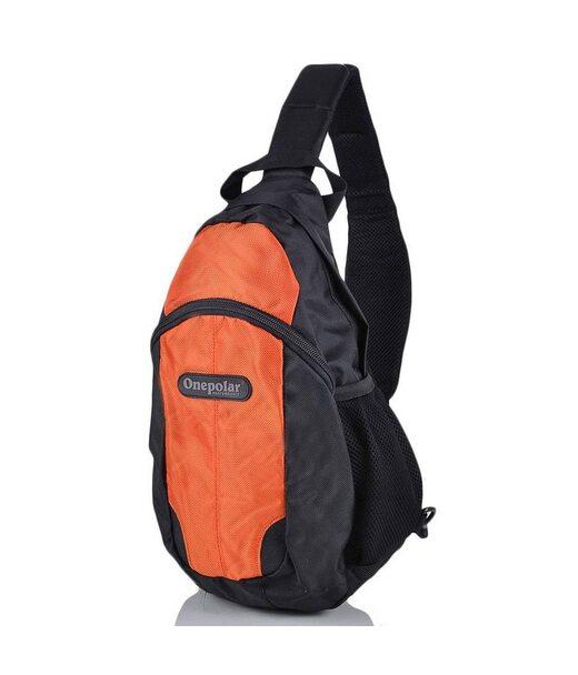 Дитячий рюкзак ONEPOLAR (ВАНПОЛАР) W1292-orange