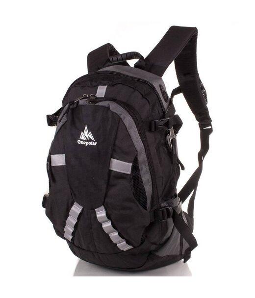 Чоловічий рюкзак ONEPOLAR (ВАНПОЛАР) W1017-grey