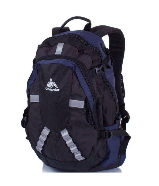 Чоловічий рюкзак ONEPOLAR (ВАНПОЛАР) W1017-navy