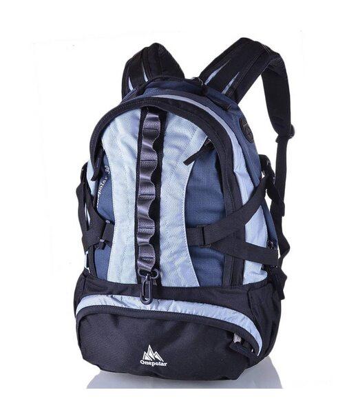 Чоловічий рюкзак ONEPOLAR (ВАНПОЛАР) W1003-grey