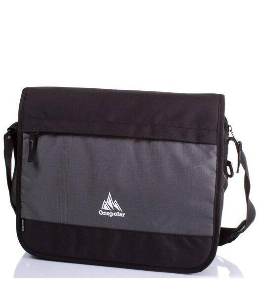 Мужская сумка ONEPOLAR (ВАНПОЛАР) W5004-grey