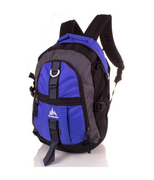 Чоловічий рюкзак ONEPOLAR (ВАНПОЛАР) W731-elektrik