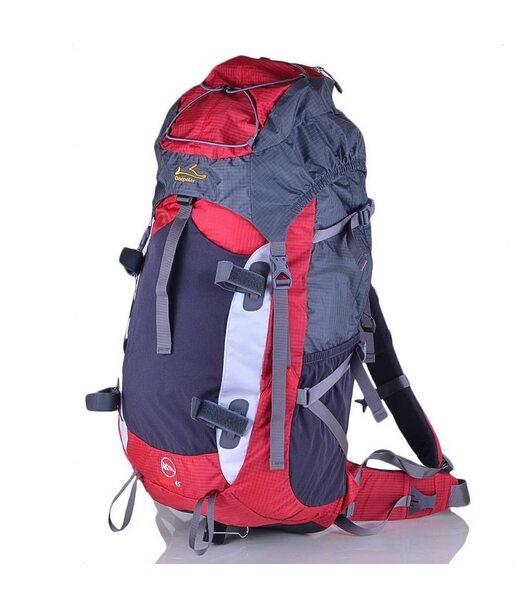 Жіночий рюкзак туриста ONEPOLAR (ВАНПОЛАР) W1702-red