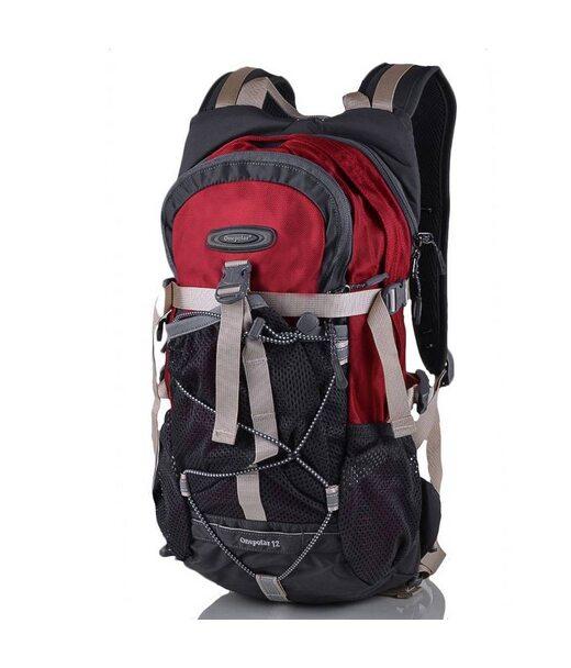 Женский рюкзак для велосипедиста ONEPOLAR (ВАНПОЛАР) W1520-red