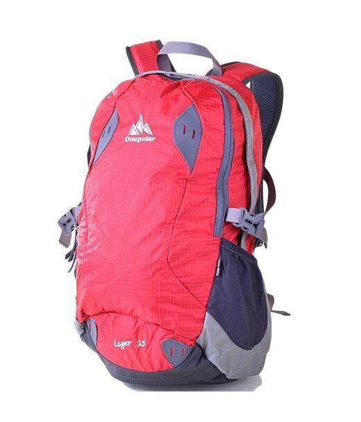 Женский рюкзак ONEPOLAR (ВАНПОЛАР) W1755-red