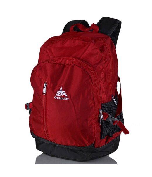 Женский рюкзак ONEPOLAR (ВАНПОЛАР) W1800-red