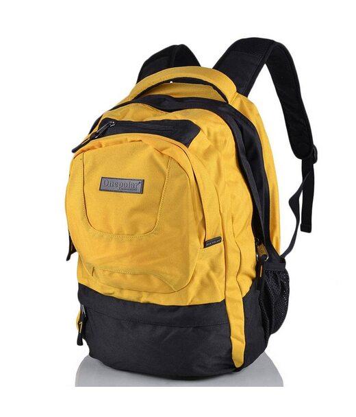 Женский рюкзак для ноутбука ONEPOLAR (ВАНПОЛАР) W1331-yellow