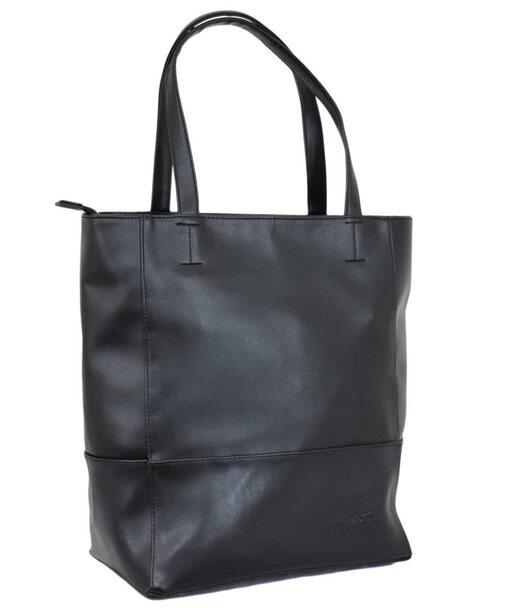 607 сумка чорна г Lucherino