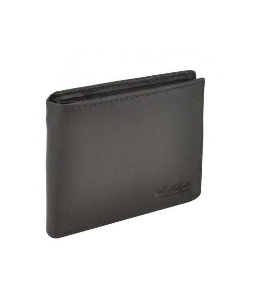 Коричневе шкіряне чоловіче портмоне Tiding Bag RE-00311W