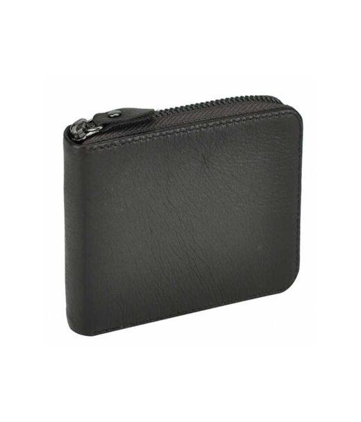 Коричневе шкіряне чоловіче портмоне Tiding Bag A7-8889B