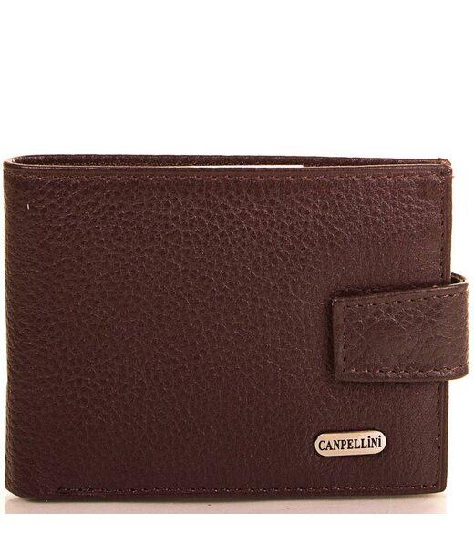 Чоловічий шкіряний гаманець CANPELLINI (КАНПЕЛЛІНІ) SHI1410-10FL