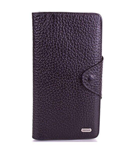 Чоловічий шкіряний гаманець DESISAN (ДЕСІСАН) SHI225-2FL