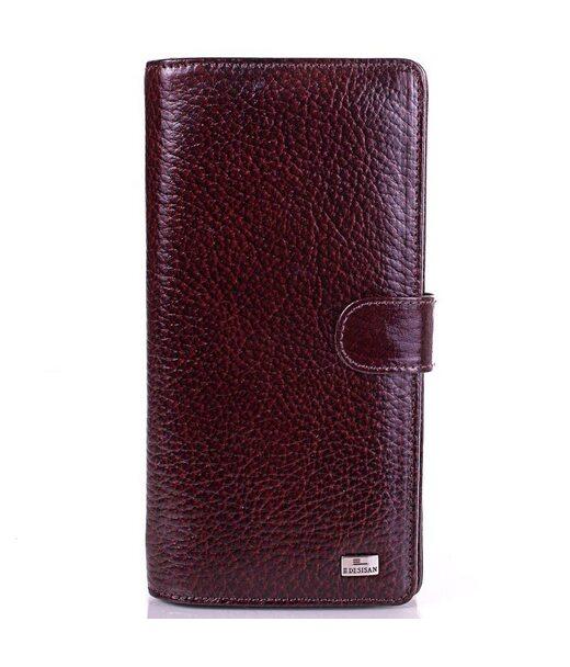 Чоловічий шкіряний гаманець DESISAN (ДЕСІСАН) SHI069-10FL
